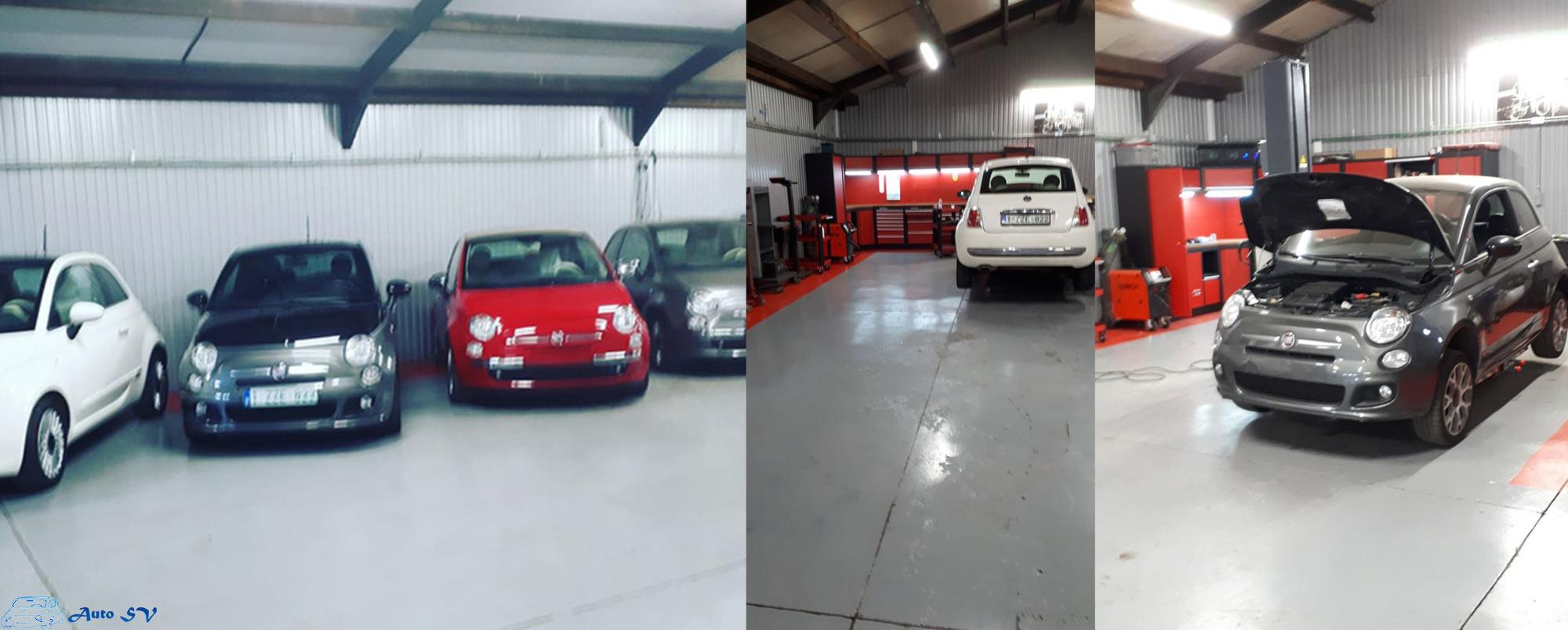 Auto SV - entretien